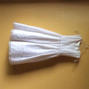 Size 2 2T Flower Girl Dress